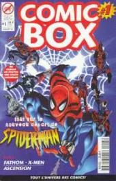 Comic box (1° série) -1- Comic Box 1