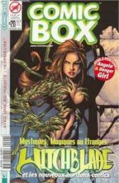 Comic box (1° série) -20- Comic Box 20