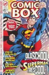 Comic box (1° série) -23- Comic Box 23