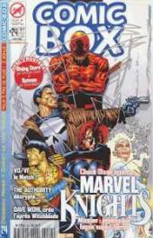 Comic box (1° série) -24- Comic Box 24