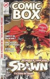 Comic box (1° série) -27- Comic Box 27