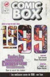 Comic box (1° série) -6- Comic Box 6