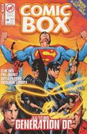 Comic box (1° série) -9- Comic Box 9