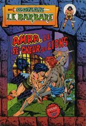 Albums Artima DC/Marvel Super Star -2- Conan le barbare : Amra le seigneur des lions