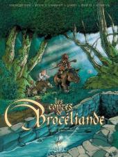 Les contes de Brocéliande -3- Livre troisième: Les Dames de Brocéliande