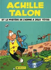 Achille Talon -14b90- Achille Talon et le mystère de l'homme à deux têtes