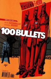 100 Bullets (1999) -43- Chill in the oven, part 1