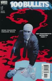 100 Bullets (1999) -31- The counterfifth detective (Part 1)