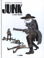 Couverture de Junk -2- Pay back