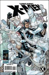 Uncanny X-Men (The) (1963) -518- Nation x part 4