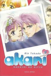Akari - Hadashi no aitsu -9- Tome 9