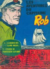 Samedi Jeunesse -11- La course des 24.000 milles + L'enfer du Professeur Lupardi (Capitaine Rob)
