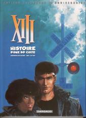 XIII -HS7- XIII, Histoire d'une bd culte