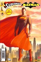 Superman & Batman - Hors série (Panini) -8- La trainée des ombres