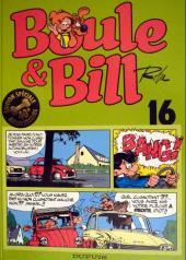 Boule et Bill -02- (Édition actuelle) -16- Boule & Bill 16