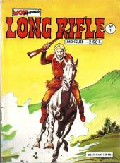 Long Rifle -1- La révolte Cheyenne