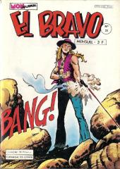 El Bravo (Mon Journal) -23- Le clown comanche