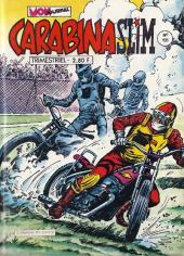 Carabina Slim -121- Toujours sur la brèche Carabina !