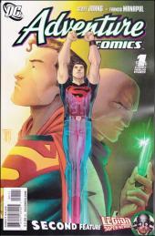 Adventure Comics (2009) -1504- Superboy the boy of steel part 1