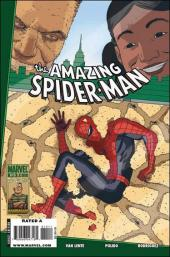 Amazing Spider-Man (The) (1963) -615- Keemia's castle