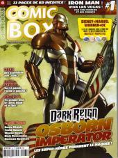 Comic box (1° série) -61- Comic box