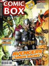 Comic box (1° série) -62- Comic box
