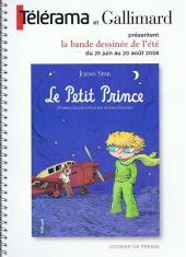Le petit Prince (Sfar) -DP- Dossier de presse