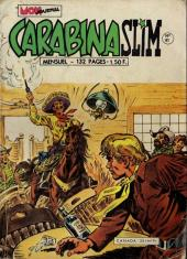 Carabina Slim -61- La vallée de la peur