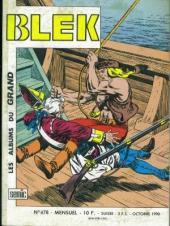 Blek (Les albums du Grand) -478- Numéro 478