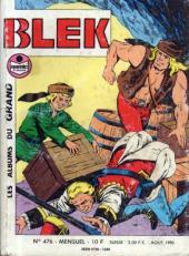 Blek (Les albums du Grand) -476- Numéro 476