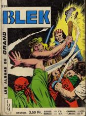 Blek (Les albums du Grand) -339- Numéro 339