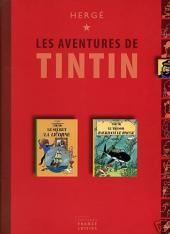Tintin (France Loisirs 2007) -2- Le secret de la licorne / le trésor de rackham le rouge