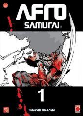 Afro samurai -1- Tome 1