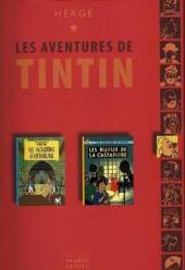 Tintin (France Loisirs 2007) -6- Le sceptre d'ottokar / les bijoux de la castafiore
