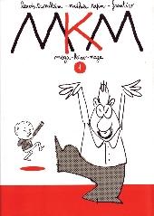 MKM Mega-Krav-Maga -1- MKM 1