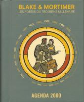 Blake et Mortimer (Divers) - Agenda 2000 - Les Portes du troisième millénaire