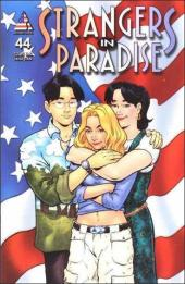 Strangers in Paradise (1996) -44- Brave new world