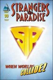 Strangers in Paradise (1996) -33- When worlds collide