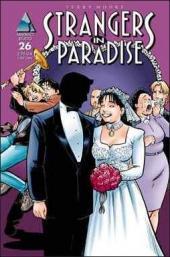 Strangers in Paradise (1996) -26- Running late