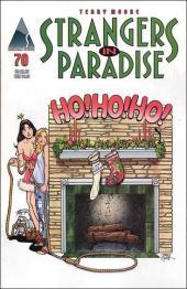 Strangers in Paradise (1996) -70- Rose lover