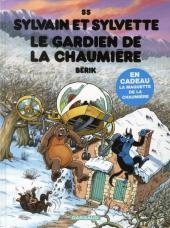 Sylvain et Sylvette -55- Le Gardien de la chaumière