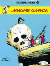 Lucky Luke (en anglais) -3717- Apache Canyon