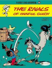 Lucky Luke (en anglais) -1912- The Rivals of Painful Gulch
