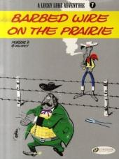 Lucky Luke (en anglais) -29 7- Barbed Wire on the Prairie