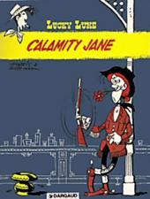 Lucky Luke (en anglais) -308- Calamity jane