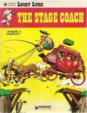 Lucky Luke (en anglais) -32- The stage coach