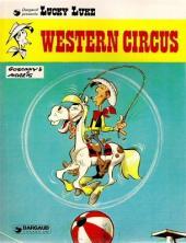 Lucky Luke (en anglais) -2636- Western circus