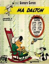 Lucky Luke (en anglais) -38- Ma dalton