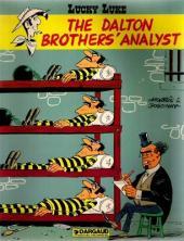 Lucky Luke (en anglais) -4423- The dalton brother's analyst