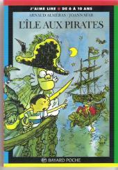 (AUT) Sfar - L'Île aux pirates